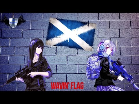 ✧NIGHTCORE✧ ✧Wavin' Flag (Celebration Mix)✧ ᴴᴰ