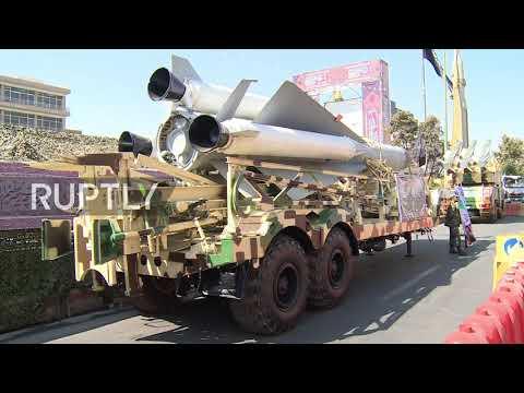 Iran: Tehran displays Russian-made S-300 missile system for first time on Iran-Iraq war anniversary