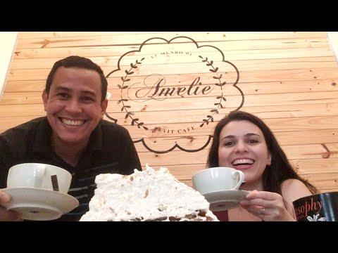 AMELIE PETIT CAFÉ ☕️: una casa de muñecas   ROSARIO, ARGENTINA 🇦🇷   Vlog viajante 🌎