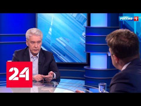 Москва вновь усиливает меры борьбы с коронавирусом - Россия 24