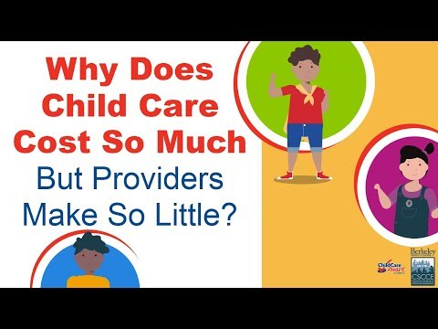 Why Does Child Care Cost So Much Yet Providers Make So Little? | Child Care Aware of America Mp3
