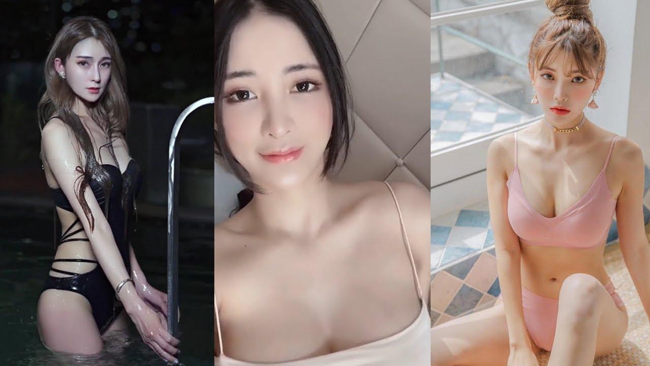 【抖音TIK TOK 热门】街拍美女小姐姐大長腿/穿搭/搞笑/性感合集 chinese girl
