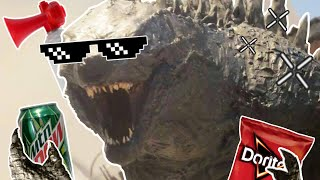 Godzilla Crack #1