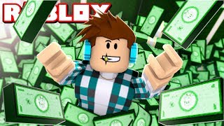 I WON 999,999,999 CASH IN ROBLOX!!