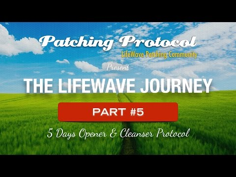 5 DAYS OPENER & CLEANSER PROTOCOL