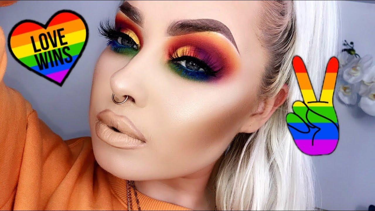 Colourful Eye Makeup Tutorial