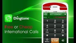 FREE CALLING APP FOR ANDROID - Anonymous Call from Dingtone to Anywhere (Best Ever)
