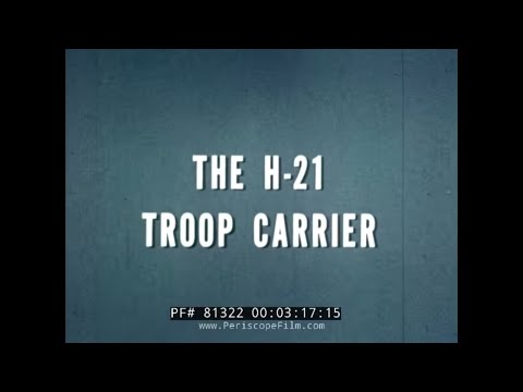 U.S. ARMY UH-1A & H-21 HELICOPTER OPERATIONS AND TACTICS IN VIETNAM 81322