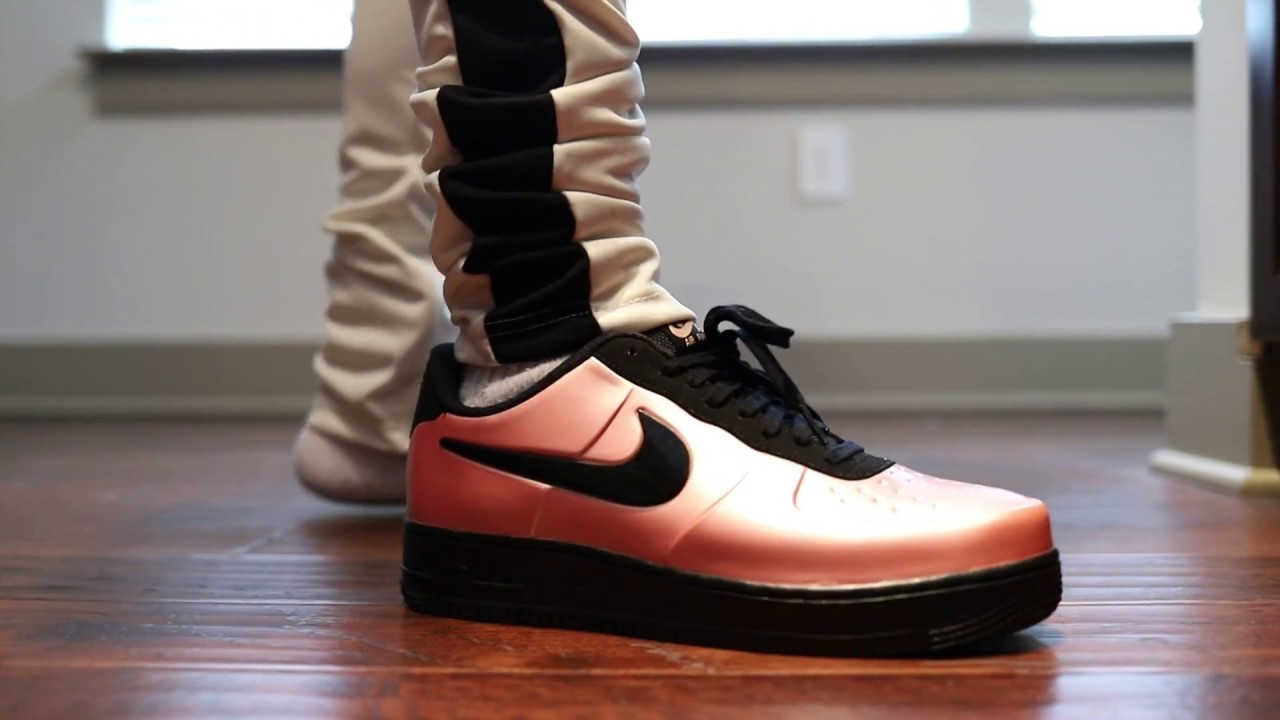 nike air force 1 foamposite