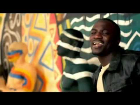 Akon Oh Africa