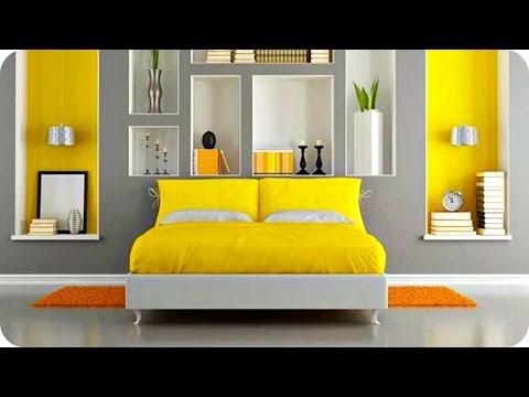 Сочетание Желтого Цвета в Интерьере / Yellow Interior Design /