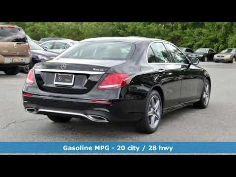 Mercedes Benz Of Silver Spring >> New 2019 Mercedes Benz E Class Silver Spring Md Washington Dc Md J90884 Sold