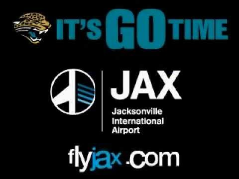 Jacksonville International Airport Advertisment