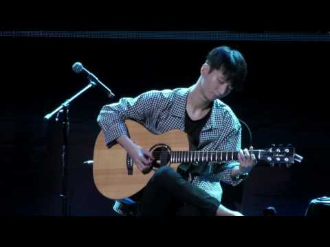 "K-Drama ""Goblin"" Medley -  Sungha Jung (live)"