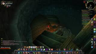 The Deadmines Dungeon Entrance Location in Vanilla WoW / WoW Classic