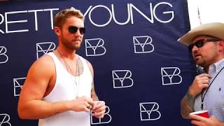 2 Truths and a LIE with Brett Young