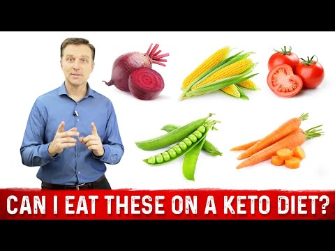 Can I Eat These On A Keto Diet: Beets, Carrots, Peas & Tomatoes?