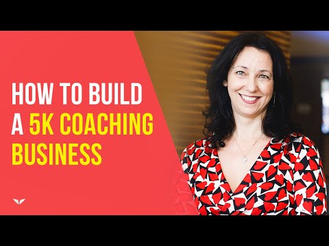How To Build A 5K Coaching Business by Christina Berkley