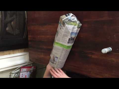 Diy Dustbin liners