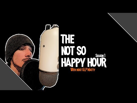 The Not So Happy Hour - SE1 EP7 - Dr. Rick Strassman