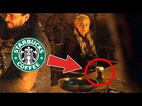 Game of Thrones'da Starbucks Bardağı - Hata mı Reklam mı? (SPOILER İÇERİR)