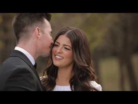 Monica & Ryan - Nov 4th, 2017 The Vineyards at Betty's Creek - Video