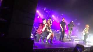 Lets Get It On - Pentatonix (LIVE in Oxford) - ME AS CHAIR GIRL!!!