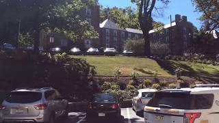 Lehigh University campus tour - September 2014