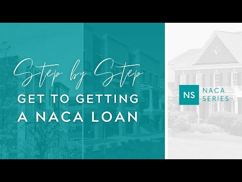 NACA Home Buying Process