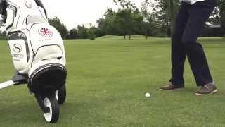 stewart golf r1 push trolley review