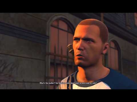 Infamous 2: Let's Play Eps. 14: Storm the Fort --- Exchange ICE Powers with Kuo Walkthrough [HD]