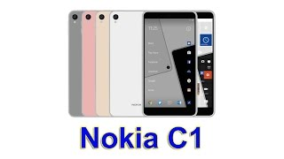 Nokia C1 - технические характеристики нового смартфона от Nokia - Интересные гаджеты