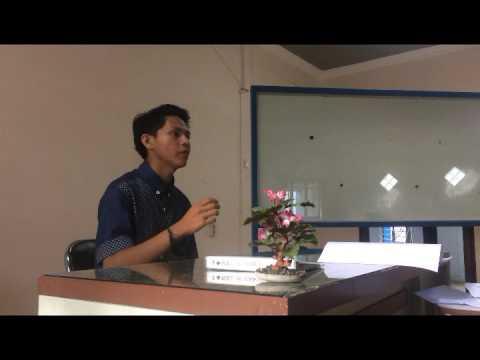"KELOMPOK 3 ""GLIBENCLAMIDE"" - Muhammad Fahruly Wahyudi (Job Interview & 5 mins Presentation)"
