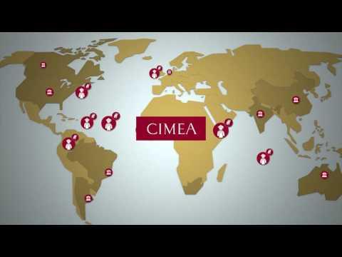CIMEA - The art of connecting academia, since 1984 - ITA