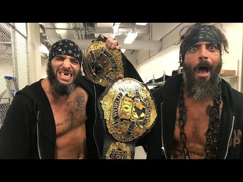 The Briscoes Talk About Breakfast And Scraping People Off The Mat