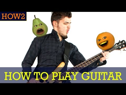 HOW2: How to Play Guitar!