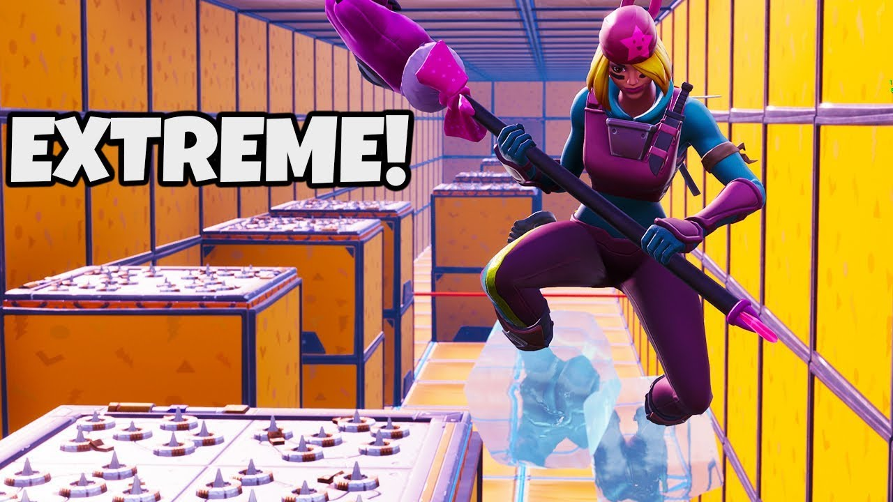 Fortnite Deathrun Course Codes List – Best Levels, Easy Options Also