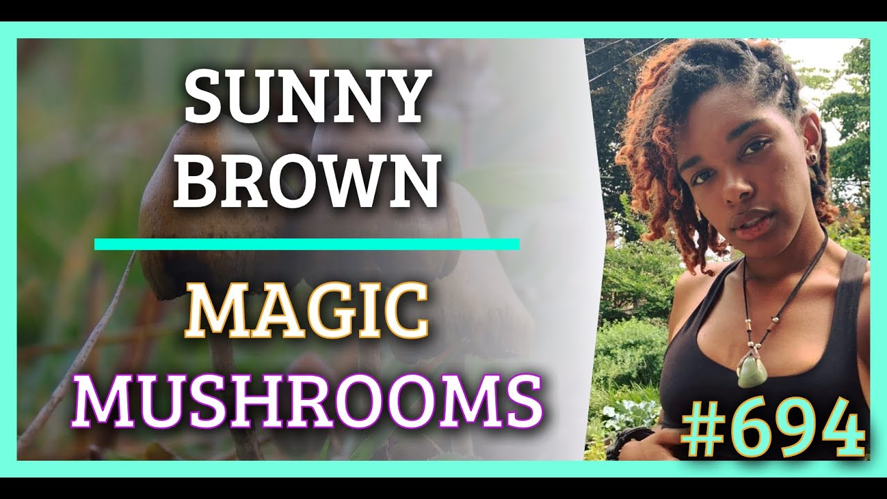 Simulation #694 Sunny Brown — Magic Mushrooms