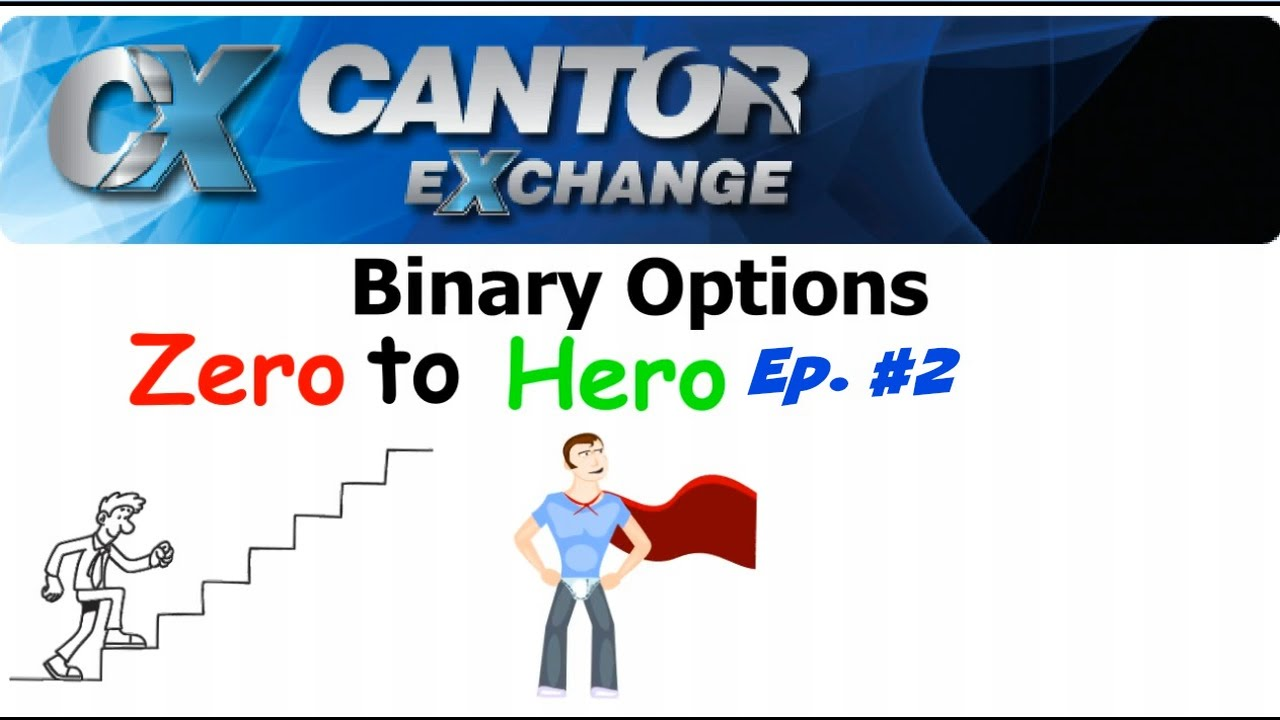 Cantor bitcoin binary options