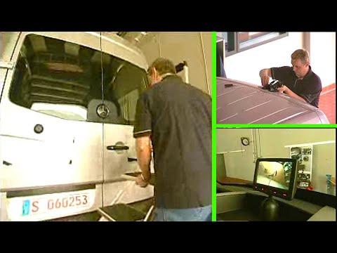 mercedes benz sprinter einbau r ckfahrkamera youtube. Black Bedroom Furniture Sets. Home Design Ideas