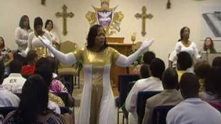"Shekinah Glory ""YES"" Praise Dance"