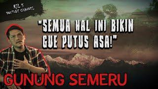 Download Lagu TERSESAT SENDIRIAN & BURUNG PENUNJUK JALAN -- KISAH MISTIS PENDAKIAN GUNUNG SEMERU (2) #OMMAMAT mp3