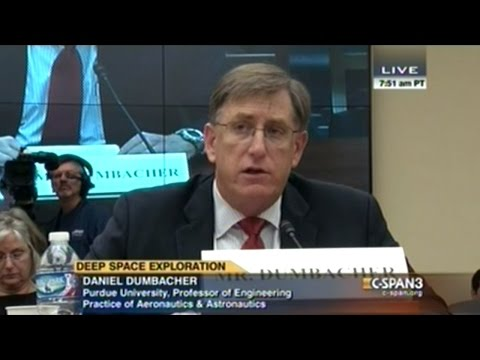 Congressional Hearing On DEEP SPACE EXPLORATION