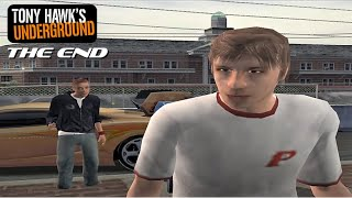 Tony Hawks Underground 8 THE END Sick Difficulty