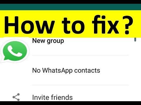 how to fix error 406 on whatsapp