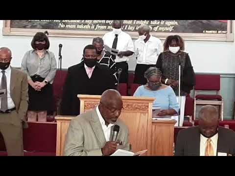 August 15th 2021 Jerriel Missionary Baptist Church Sunday Worship 10:30am