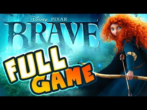 Download Disney Pixar Brave FULL GAME 100% Longplay (PS3, X360, Wii)