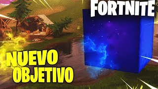 REVEALED OBJECTIVE OF THE FORTNITE CUBS INCREDIBLE SECRETS DISCOVERED ? FORTNITE: Battle Royale