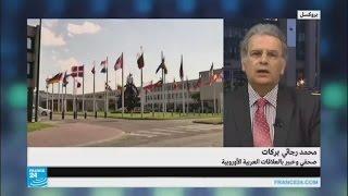 أمين عام حلف شمال الأطلسي يستبعد التدخل العسكري في ليبيا