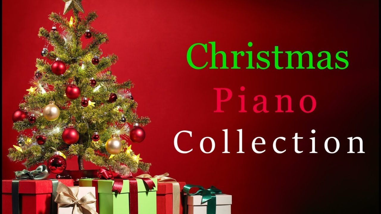 Christmas Piano.Christmas Relaxing Piano Collection Piano Covered By Kno